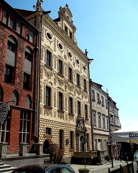 Dambski Palace - a baroque residence located on Zeglarska Street Palac Dambskich.jpg