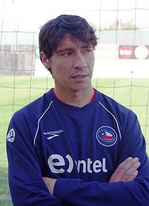 Pablo Contreras - Pablo Contreras in 2010.