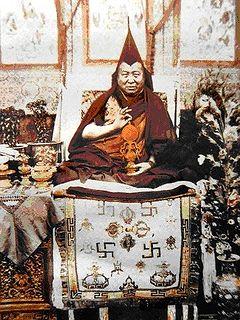 Pabongkhapa Déchen Nyingpo Buddhist lama