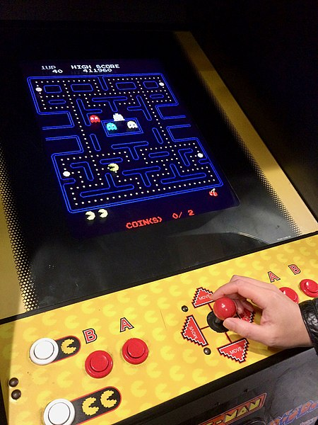 File:Pacman - Arcade Machine.jpg