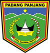 Official logo of Kutha Padangpanjang