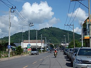 Padang Besar, Thailand - Image: Padangbesa, Sadao District, Songkhla, Thailand panoramio