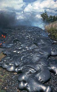 Resultado de imagen de coladas de lava