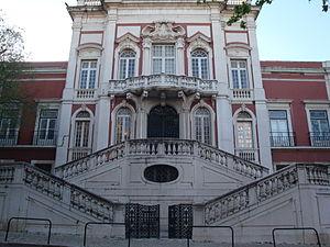 Bemposta Palace - Image: Palácio da Bemposta 2