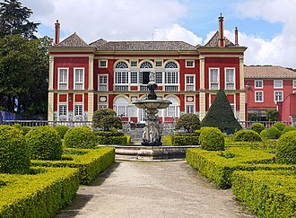 Palace of the Marquises of Fronteira - Palace of the Marquesses of Fronteira