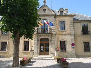 Palau-de-Cerdagne Commune in Occitanie, France