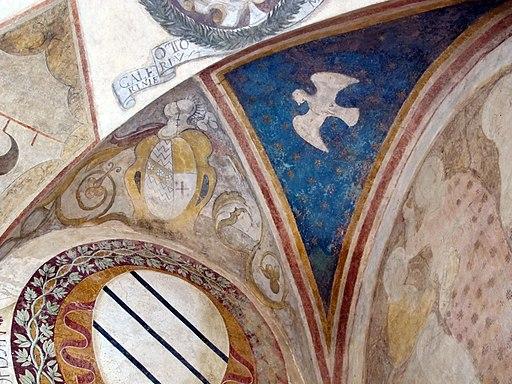 Palazzo Pretorio di Certaldo, stemma