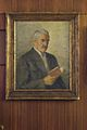 Památník Petra Bezruče - interiér, portrét básníka.jpg