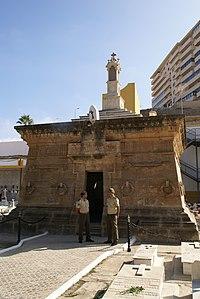 Panteón Margallo, Melilla.jpg