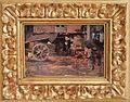 Paolo troubetzkoy, trittico, in porto, sulla terrazza, mercato, 02.jpg