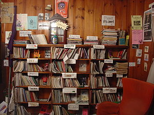 Zine - The Papercut Zine Library in Cambridge, Massachusetts
