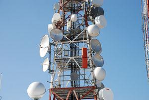 Parabolic antennas