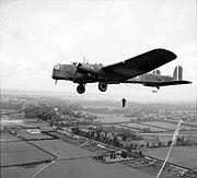 Parachute training 1941