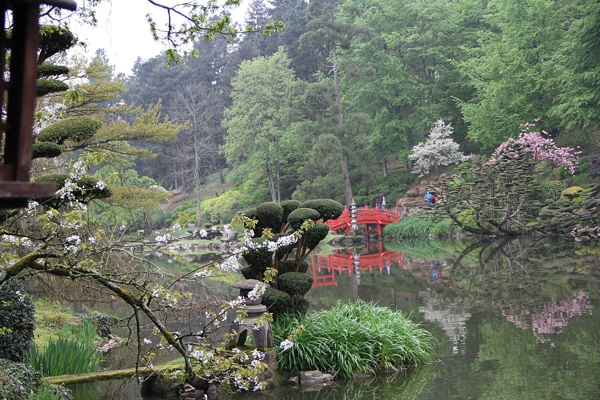Parc oriental de maul vrier wikipedia for Alexandre jardin wikipedia