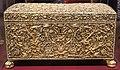 Parigi, jacob blanck, cofanetto per pietre preziose di luigi XIV, oro su legno di quercia, 1676, 01.JPG