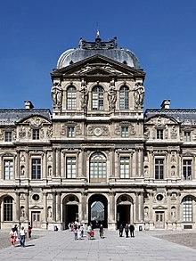Pavillon de l\'Horloge - Wikipedia
