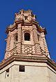 Part superior de la torre de l'Alcúdia de Xèrica.JPG