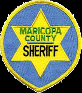 Maricopa County Sheriffs Office law enforcement agency