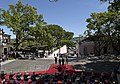 Patio dos Bichos com guardas de honra da GNR, 2014.jpg