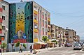 Patos, Albania - Streets and Residential Buildings 2019 08.jpg
