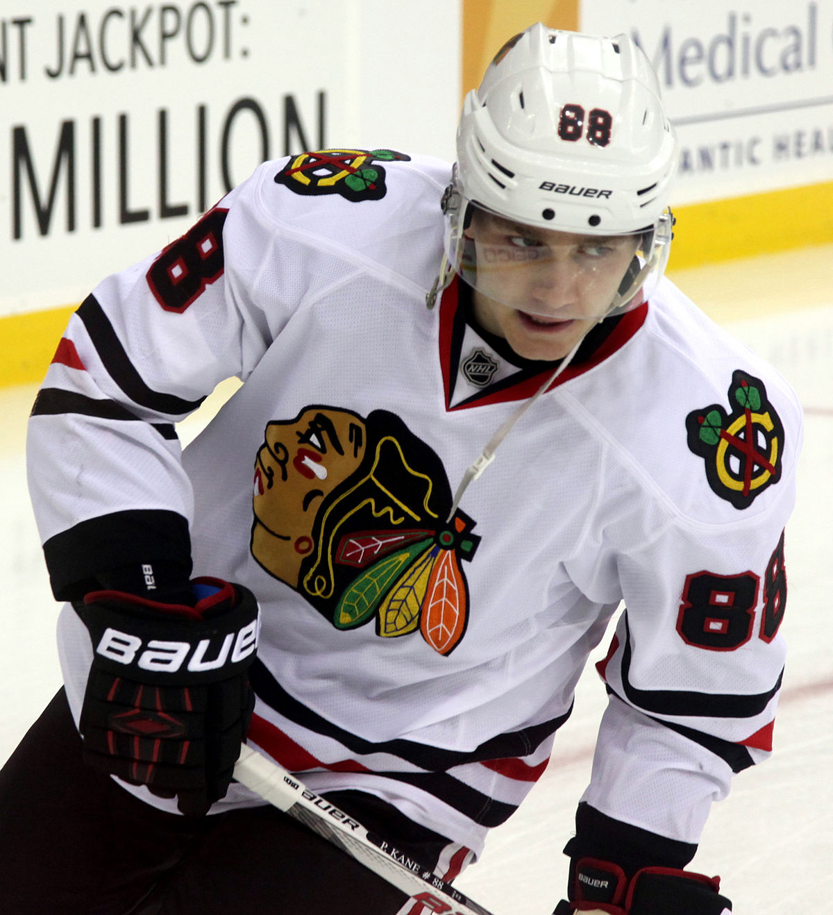 reputable site 7540b 882ea Patrick Kane - Wikipedia