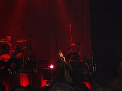 Paul Heaton w mic Beautiful South concert.jpg