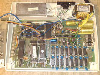 Pecom 64 - Pecom 64 PCB