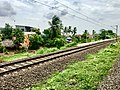 Peddabrahmadevam railway station board.jpg