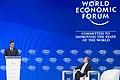 Pedro Sánchez participa en el Foro Económico Mundial de Davos 2019 03.jpg