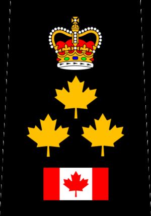 Peel Regional Police - Image: Peel Police Chief of Police