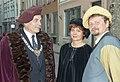 Peeter Lepp, Tallinna eksmeer, Eha Lepp ja Alar Rästa Vanalinna päevadel 99.jpg
