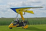 Pegasus Quantum 15-912 'G-MROC' (39824907570).jpg