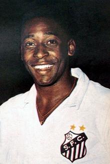 Pelé v roce 1965