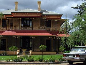 Pembroke School, Adelaide - Angove House, Girton Campus