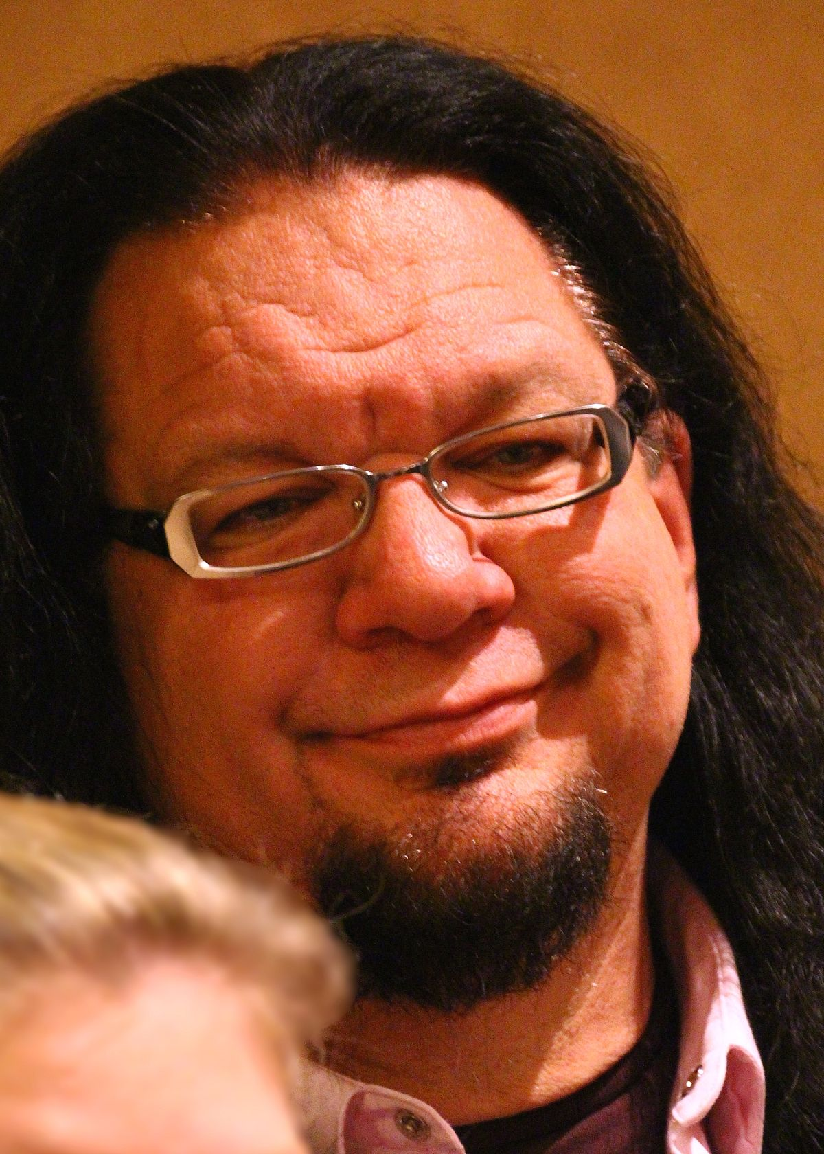 penn jillette lose weight