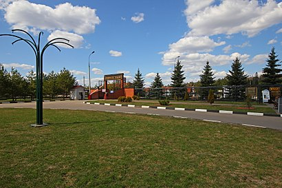 How to get to Перепечинское Кладбище with public transit - About the place