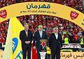 Persepolis F.C. championship ceremony 2016-17 33.jpg