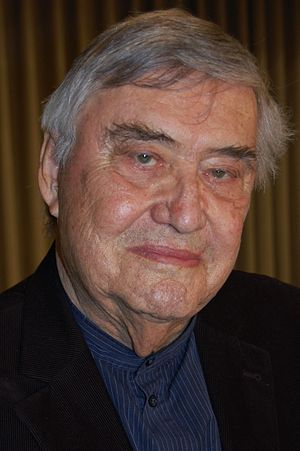 Peter Härtling - Härtling in 2013