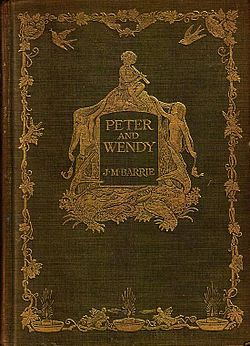 Peter Pan Cover 1911 b