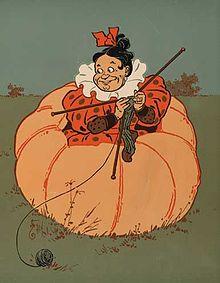 Peter peter pumpkin eater joke