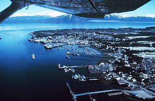Petersburg, Alaska CDP in Alaska, United States