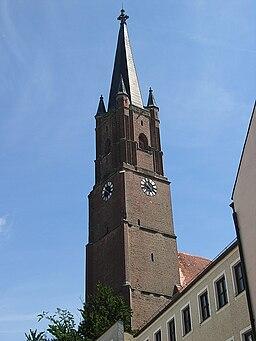 Pfarrkirche Eggenfelden