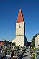 Pfarrkirche hl. Johannes der Täufer, Nußdorf ob der Traisen 01.jpg