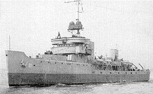 USS Pheasant (AM-61) - Image: Pheasant (MSF 61)