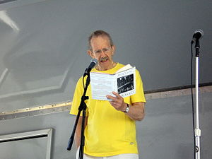 Philip Levine (poet) - Levine reading on September 16, 2006