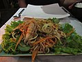 Phnom Penh - Banana Flower Salad (16818928552).jpg