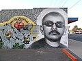 Phoenix, AZ, Calle 16, Por Vida Gallery South Wall, 2012 - panoramio.jpg