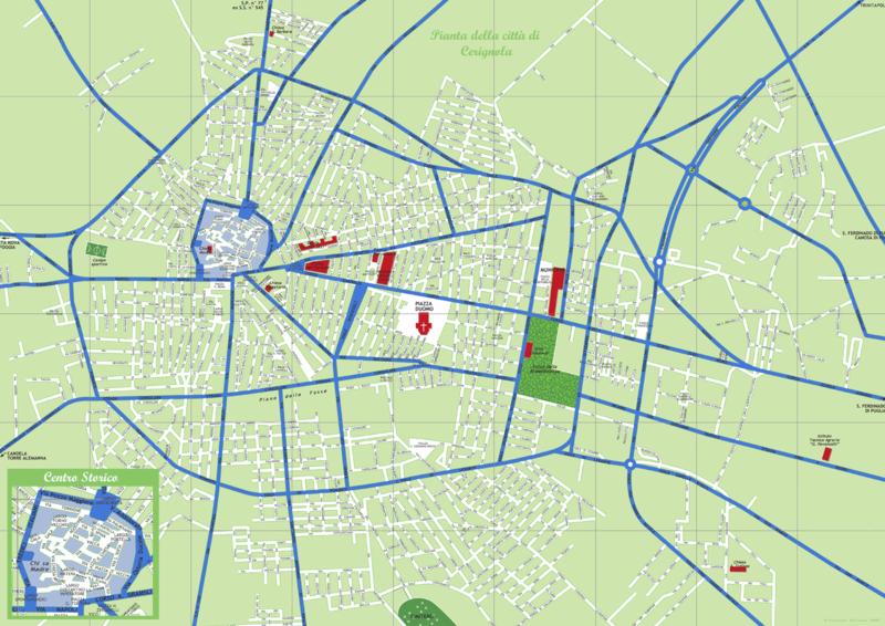 File pianta cerignola wikimedia commons for Mappa della costruzione di casa
