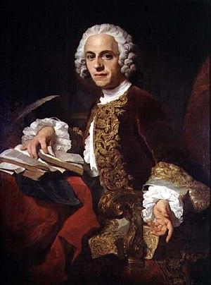 Horatio Walpole, 1st Earl of Orford - Horatio Walpole (1723-1809) by Pierre Subleyras, circa 1746