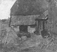 Piet Mondriaan - Farmyard in the Achterhoek - A73 - Piet Mondrian, catalogue raisonné.jpg